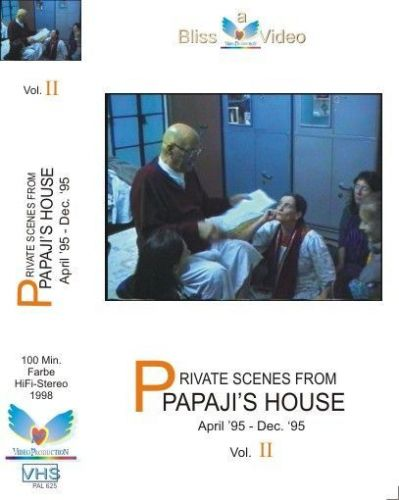 08. Private Scenes from Papaji´s house Vol.:2