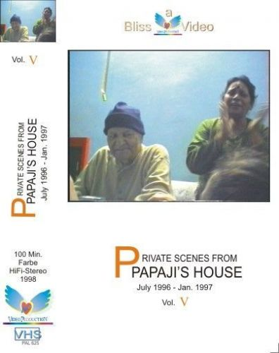 11. Private Scenes from Papaji´s house Vol.:5