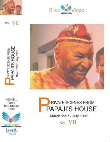 13. Private Scenes from Papaji´s house Vol.: 7