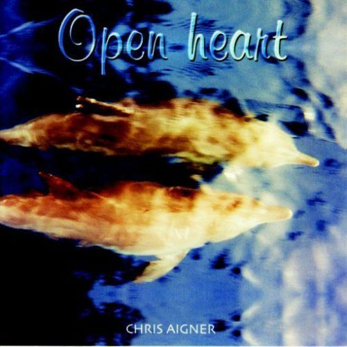 """ O P E N  H E A R T "" - spirituelle Hits, meditatives, unplugged, von Chris Aigner"