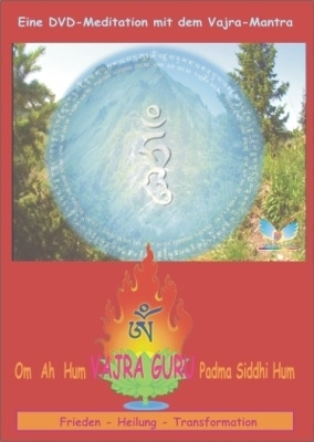 """ VAJRA-MANTRA-NATUR-MEDITATIONS-Blu-ray disc"