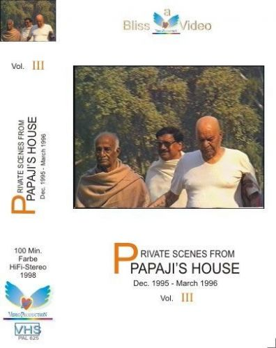 09. Private Scenes from Papaji´s house Vol.:3