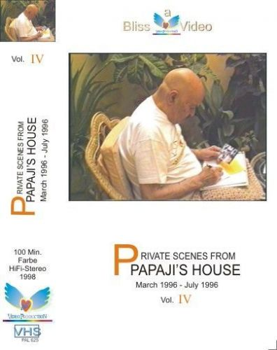 10. Private Scenes from Papaji´s house Vol.:4