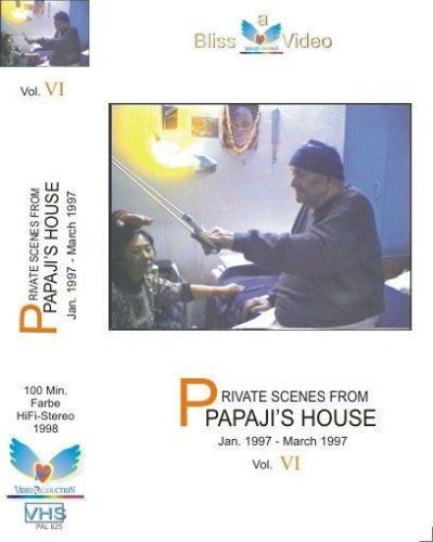12. Private Scenes from Papaji´s house Vol.:6