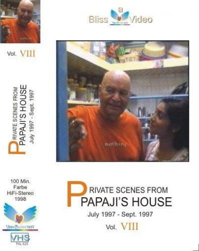 14. Private Scenes from Papaji´s house Vol.:8