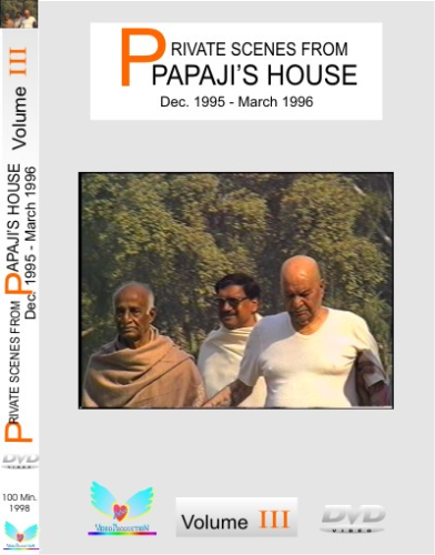 Papaji-Private 8er-DVD-Sammlung